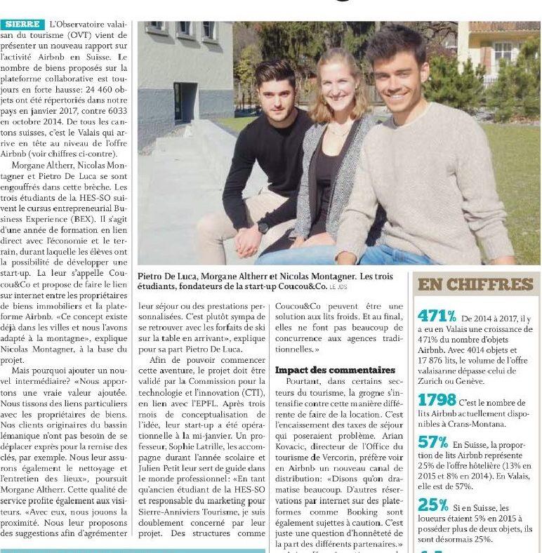 Article LJDS sur Coucou&Co